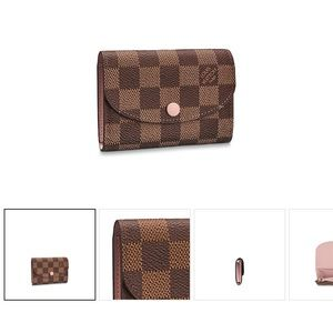 ROSALIE Louis Vuitton Coin purse